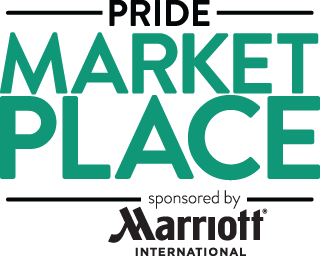 Pride Marketplace sponsored by Marriott International