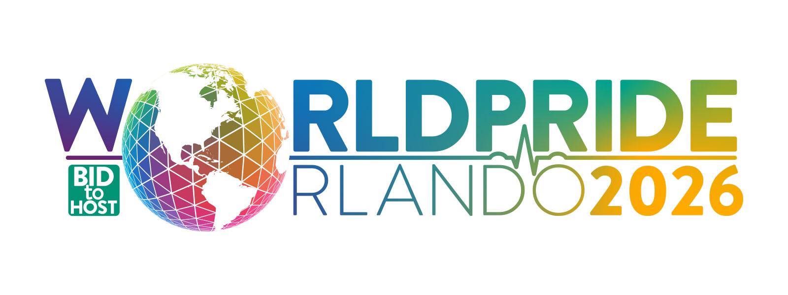 Bid to Host WorldPride Orlando 2026