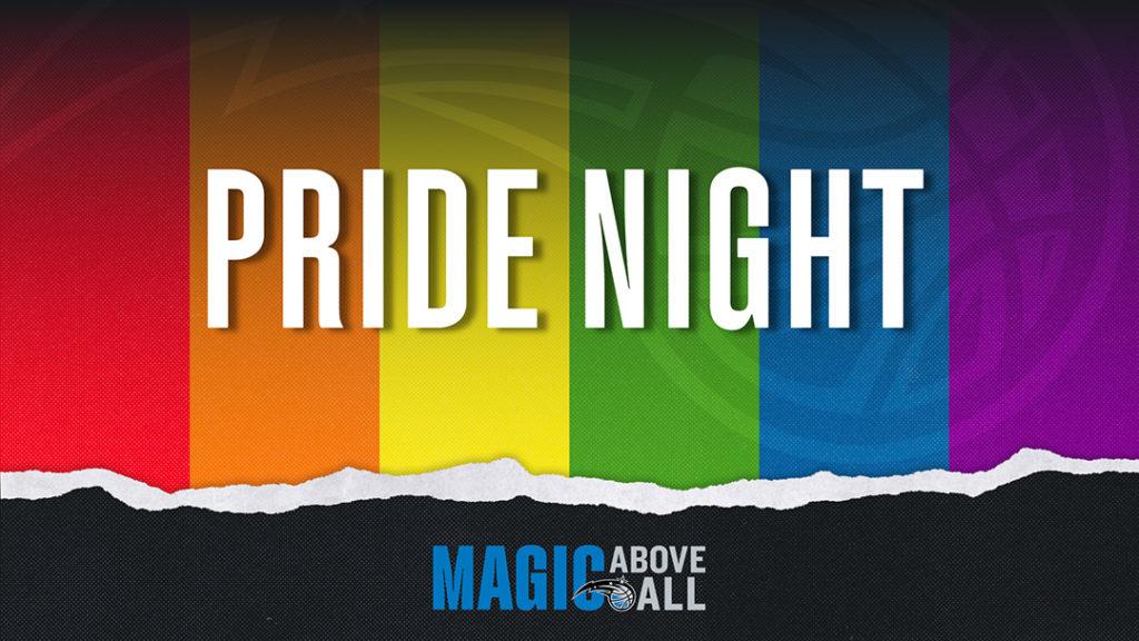 Pride Night 2019