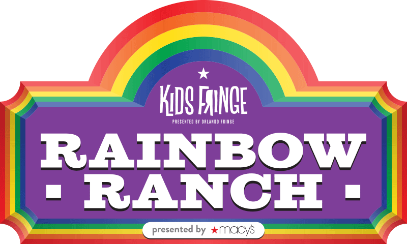 Kids Fringe Rainbow Ranch
